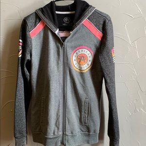American fighter jacket